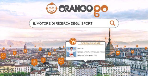 Startup innovative. OrangoGo il motore di ricerca per trovare il tuo sport ideale
