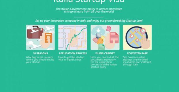 Procedure semplificate per startup innovative extra Ue che investono in Italia