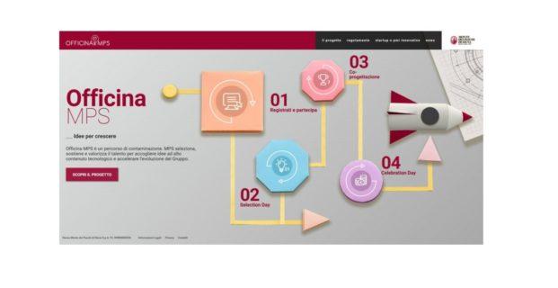 Progetto Officina MPS per startup innovative