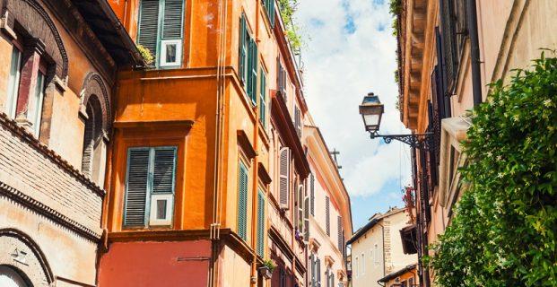 Interessanti iniziative immobiliari residenziali Roma